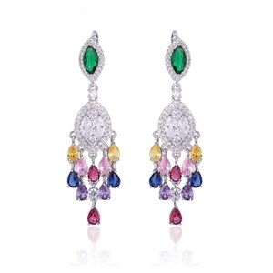 Jewelry - 🆕 Swarovski Crystals The Querina Earrings S26